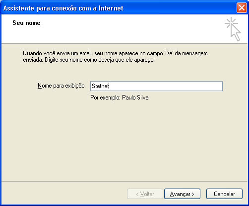 Configurar MS Outlook 3