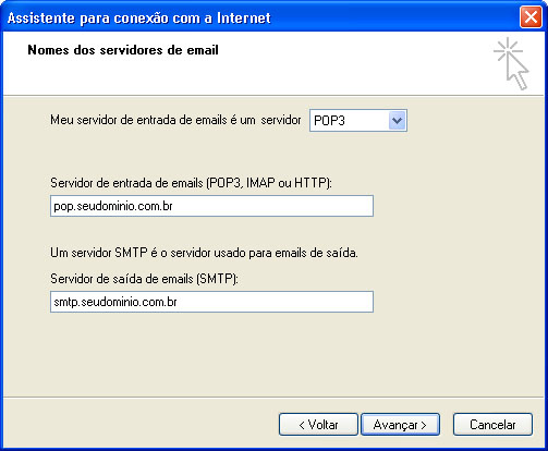 Configurar MS Outlook 5